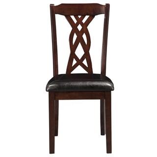 Alpine Provo Set of 2 Dining Chairs