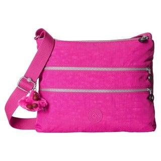 Kipling AlvarVery Berry Pink Crossbody Bag