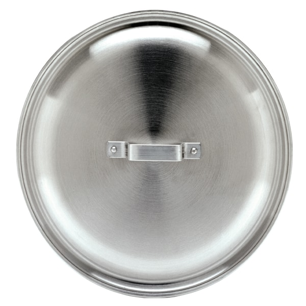 Bayou Classic® Aluminum Lid for 30-gallon Jambalaya Pot - Silver - 28.75. Opens flyout.
