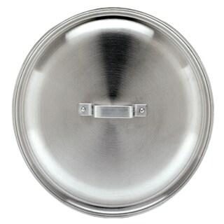 Bayou Classic Silvertone Aluminum Lid for 30-gallonl Jambalaya Pot