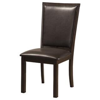 Alpine Davenport Set of 2 Side Chairs