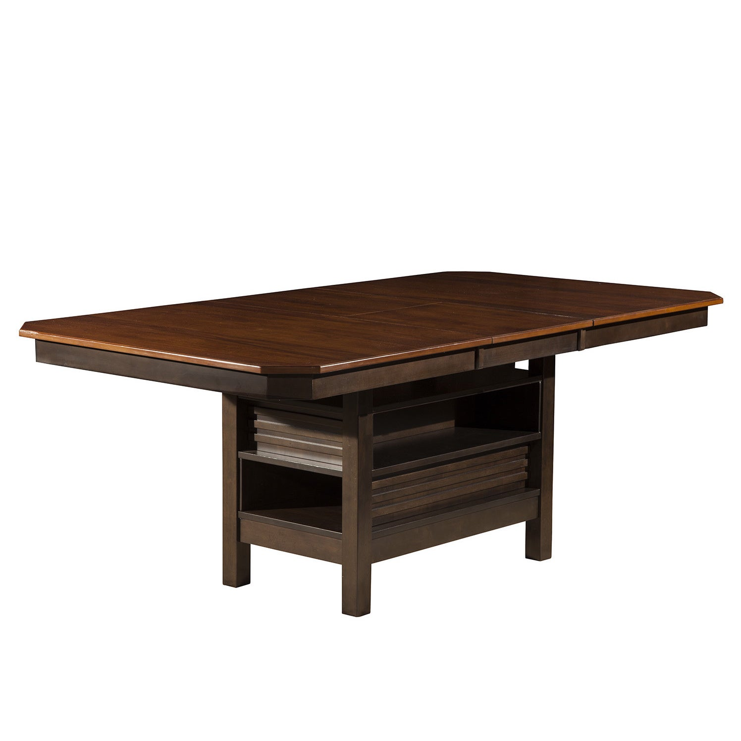 Alpine Furniture Alpine Davenport Extension Dining Table ...