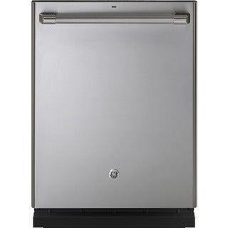 GE Cafe Series Stainless Interior Built-In Dishwasher