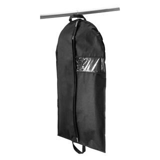 Simplify Black Suit Garment Bag