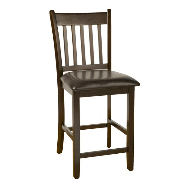 Shop Alpine Capitola Set Of Two Pub Chairs Free Shipping