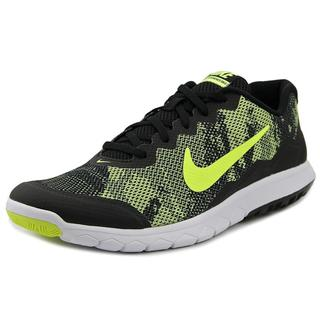 Nike Men's 'Flex Experience Rn 4 Prem' Black Rubber and Synthetic Athletic Shoes