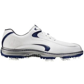 FootJoy Contour Golf Shoes White/Navy
