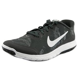 Nike Men's 'Flex Experience' Grey Rubber/Synthetic Athletic Shoes