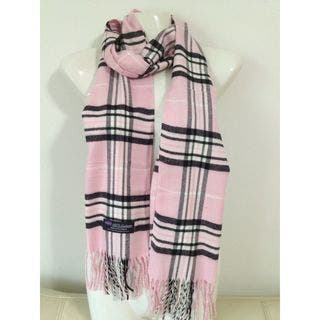 Deluxe Comfort Pink Cashmere-feel New England Plaid Scarf https://ak1.ostkcdn.com/images/products/13435267/P20126986.jpg?impolicy=medium