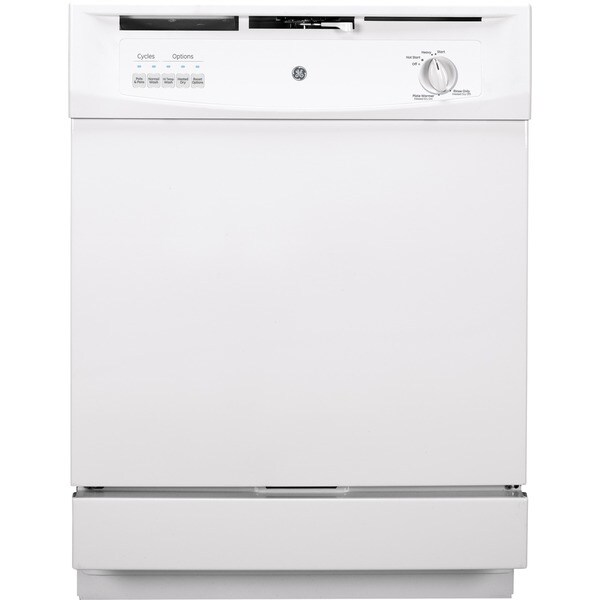GE Built-in Dishwasher with Power Cord