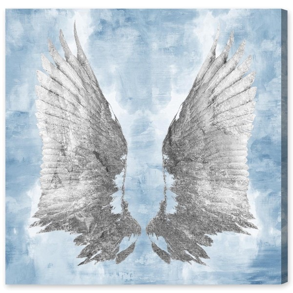 Oliver Gal My Sky Wings Canvas Art
