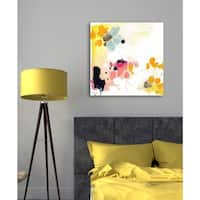 Oliver Gal 'Happy Coincidence'  Canvas Art