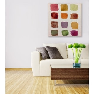 Link to Oliver Gal 'Fall Palette' Abstract Wall Art Canvas Print - Pink, Orange Similar Items in Vinyl Wall Art