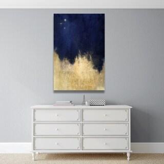 """Oliver Gal """"Stars at Midnight"""" Canvas Art"""