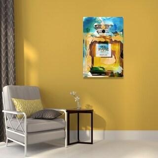 Oliver Gal 'Beach Perfume' Canvas Art