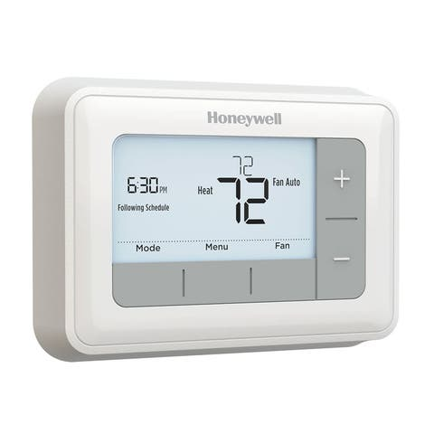RTH7560E Conventional 7-Day Programmable Thermostat