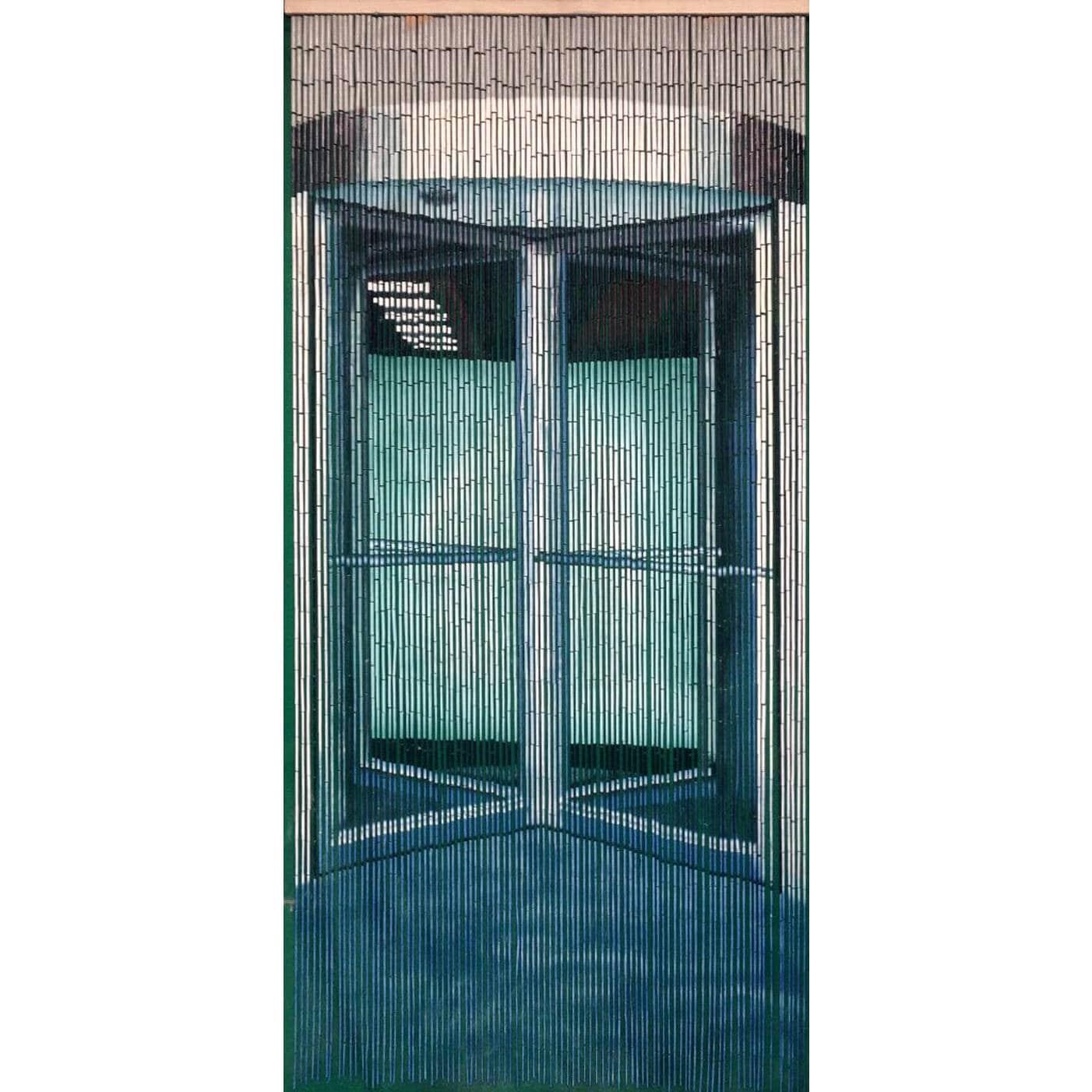 Bamboo 54 Handmade Revolving Door Curtain (Vietnam) (mult...