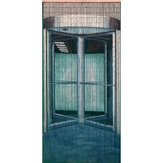 Revolving Door Curtain (Vietnam)