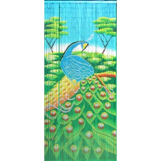 Peacock Curtain (Vietnam)