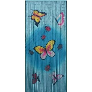 Handmade Butterflies Curtain (Vietnam)
