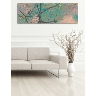 Oliver Gal Branching to the Future Canvas Art