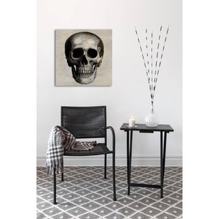 Oliver Gal SKULL Canvas Art