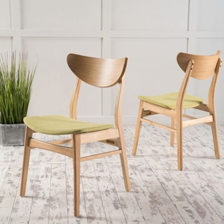 Anise Wood Dining Chair (Set of 2) by Christopher Knight Home