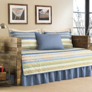 Eddie Bauer Yakima Valley 5-Piece Quilted Daybed Cover Set (As Is Item)