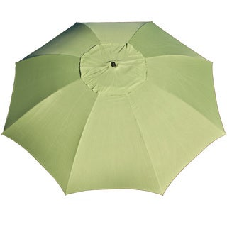 Pure Weather 8ft Beach & Garden Umbrella (Set of 8)