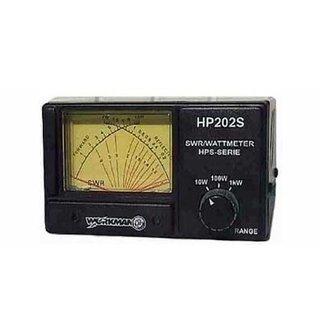 Workman New HP202S 1000-watt Cross Needle SWR/Wattmeter