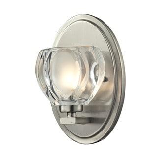 Z-Lite 2 Light Vanity Silver Finish