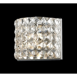 Z-Lite 1 Light Wall Sconce Silver Finish
