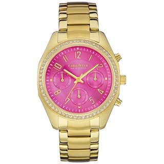 caravelle by bulova watches overstock com the best prices on caravelle new york women s 44l168 watch