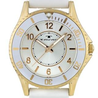Tavan Adrift ladies' sport watch, satin finished dial, rotating bezel