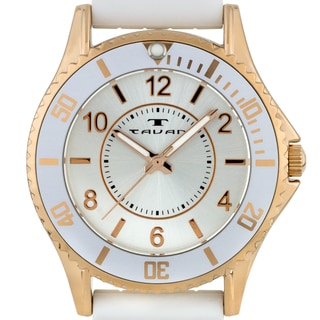 Tavan Adrift ladies' sport watch, satin finished dial, rotating bezel