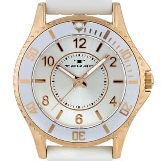 Tavan Adrift ladies' sport watch, satin finished dial, rotating bezel|https://ak1.ostkcdn.com/images/products/13445536/P20136055.jpg?impolicy=medium