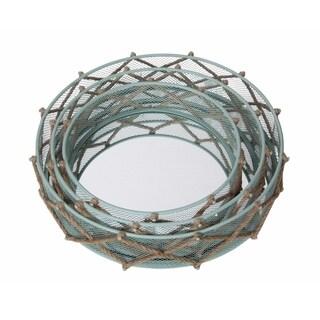 Privilege White Wooden Mirror