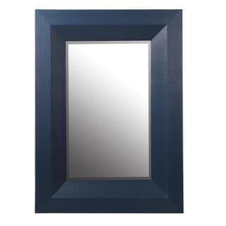 Privilege Wood Wall Mirror