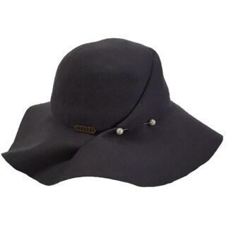 Hatch Hats Elegance Wool/Felt Packable Wide Brim Floppy Hat