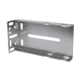 rok hardware silver finish metal bracket for ball bearing drawer slides