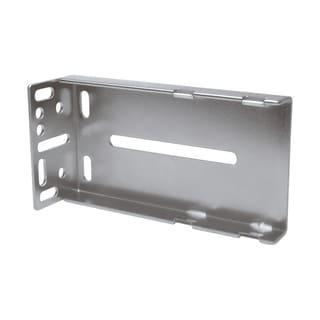 Rok Hardware Metal Rear Mounting Bracket for Ball Bearing Drawer Slides (Set of 2)