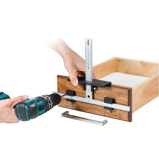 True Position Hardware Natural-finish Plastic Jig and Line Boring Extensions