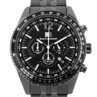 Buech & Boilat Torino Men's Chronograph Watch