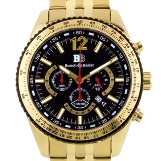 Buech & Boilat Torino Men's Chronograph Watch