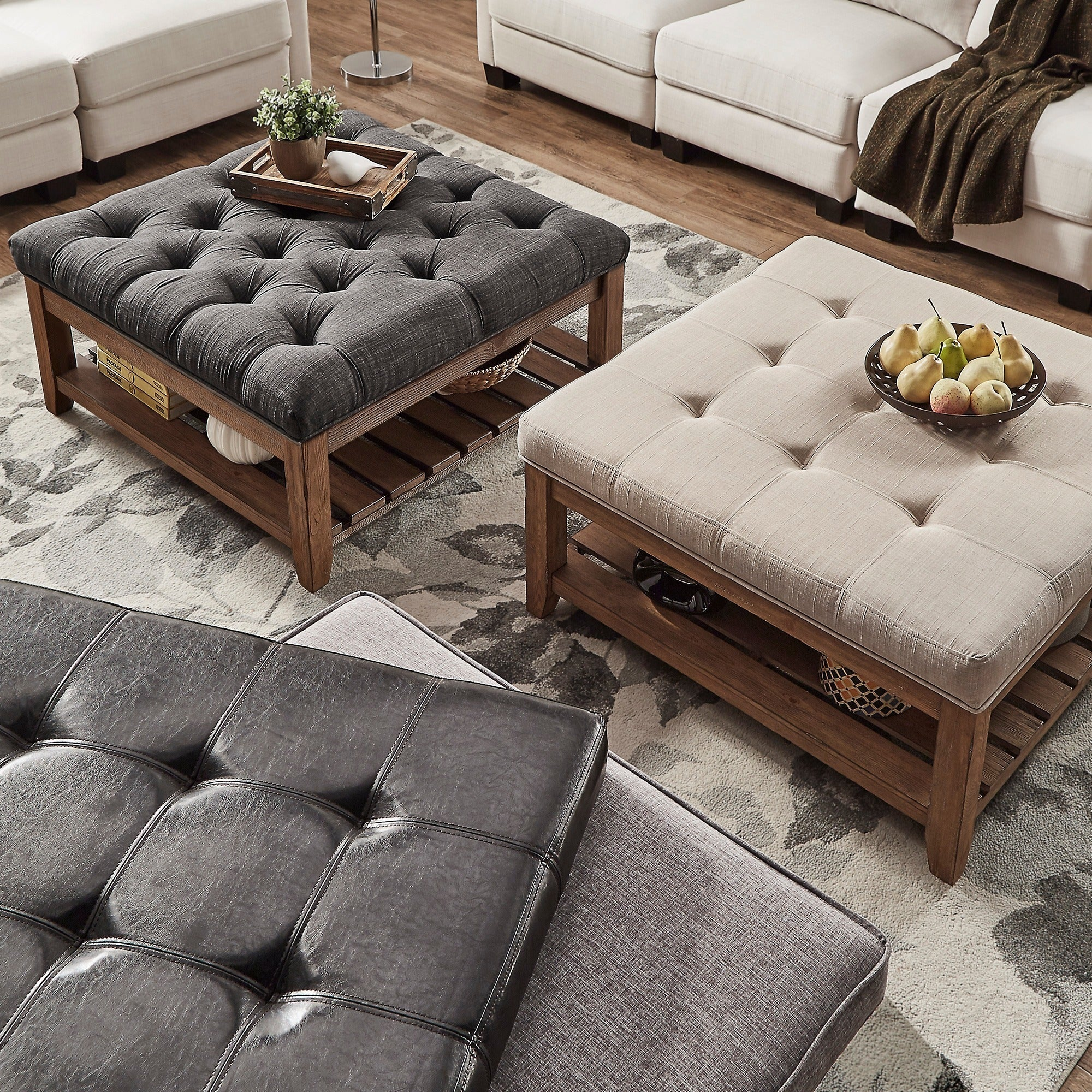 Incredible Details About Lennon Pine Planked Storage Ottoman Coffee Table By Inspire Ibusinesslaw Wood Chair Design Ideas Ibusinesslaworg