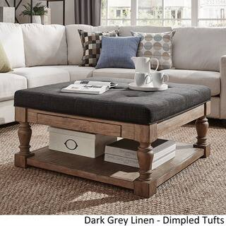 Buy Black Coffee Console Sofa End Tables Online At Overstock