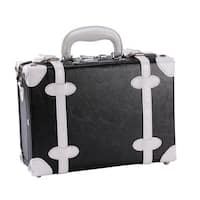 Ikee Design Black Cosmetic Traveling Case
