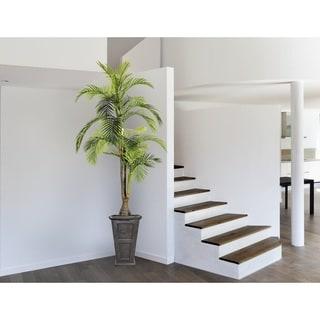 102.8-inch Palm Tree in Fiberstone Pot