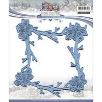 Find It Trading Yvonne Creations Colourful Christmas Die-Christmas Frame