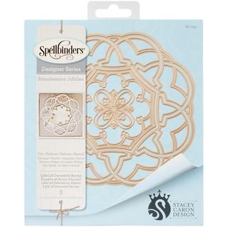 Spellbinders Nestabilities Decorative Elements Dies-Label 46 Decorative Accent